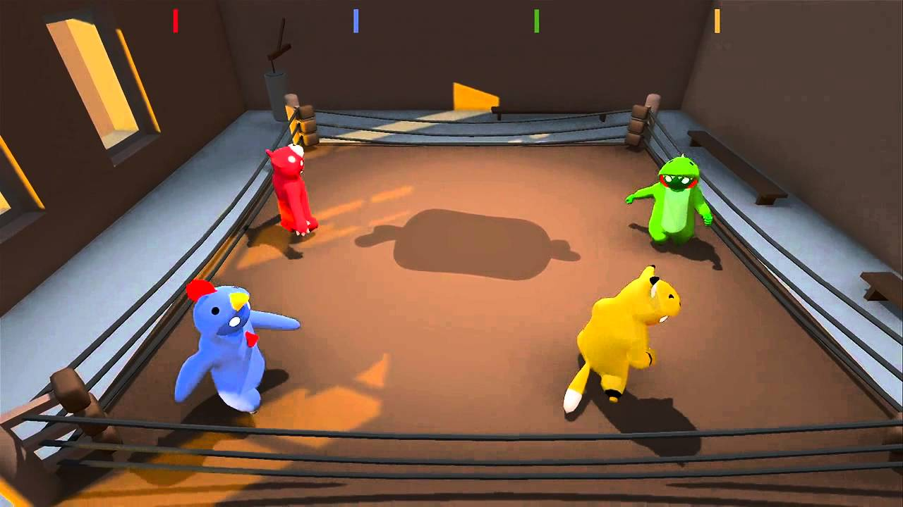 Gang Beasts (Steam Гифт)