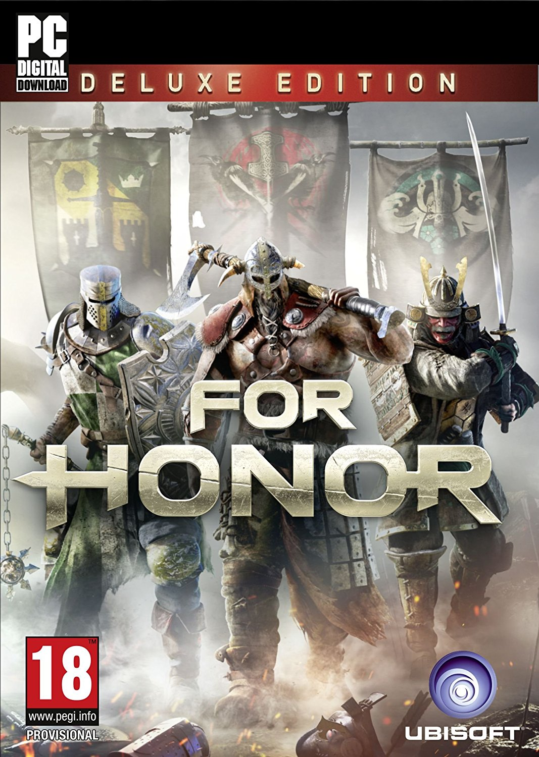 For Honor Deluxe(Uplay ключ)