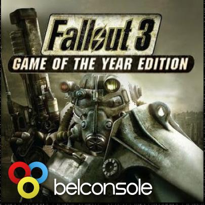 🔶Fallout 3: Game of the Year Edition Оригинальный Ключ