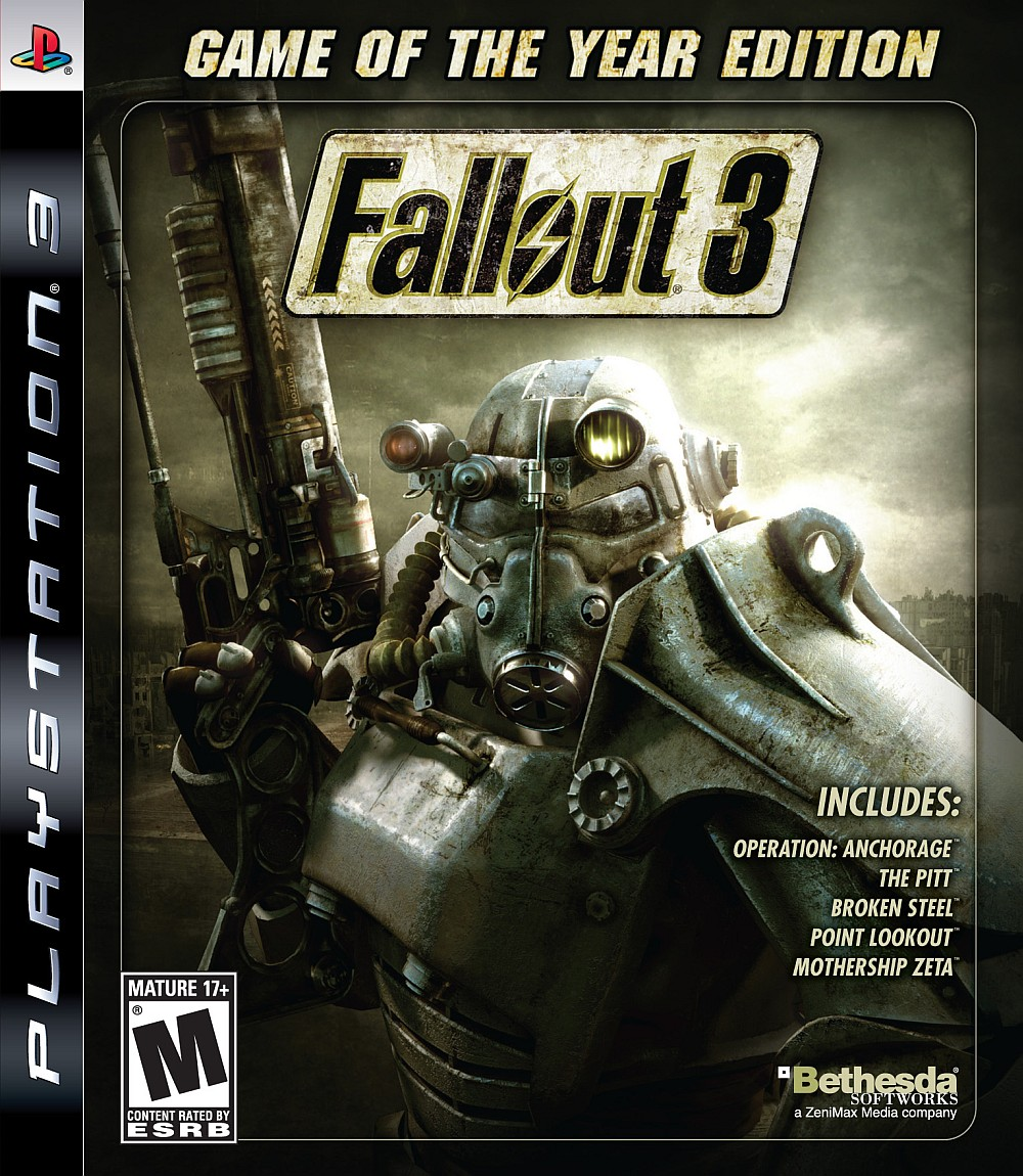 Fallout 3: Game of the Year Edition WHOLESALE Steam Key