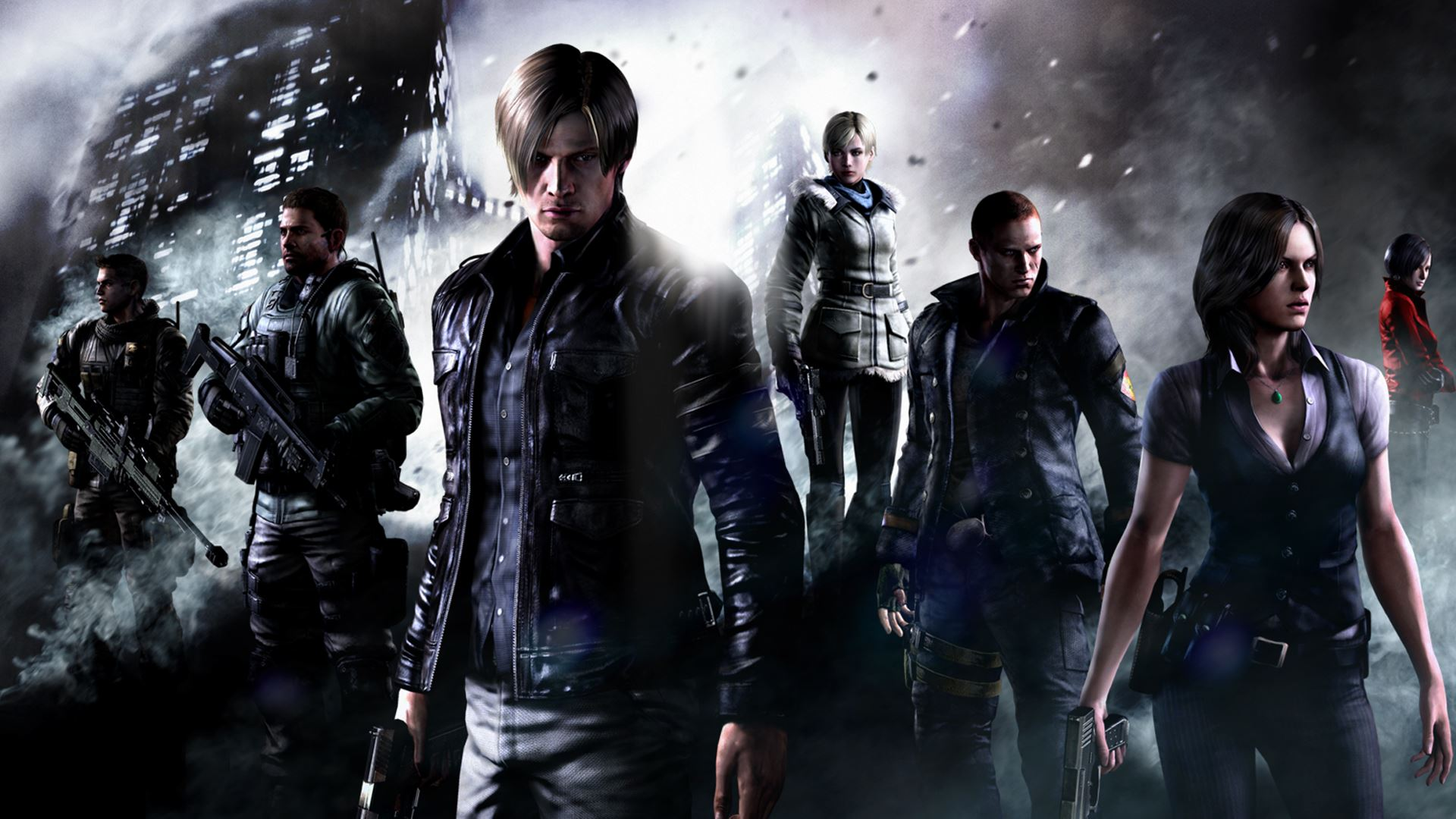 Image result for Resident Evil 6