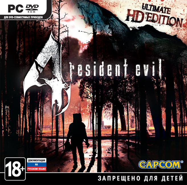 Resident Evil 4 - Ultimate HD Edition (Steam ключ RU)