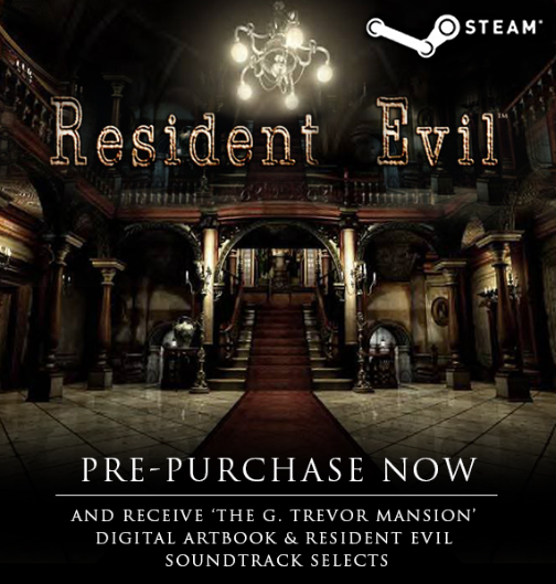 Resident Evil HD REMASTER Wholesale Price Steam Key