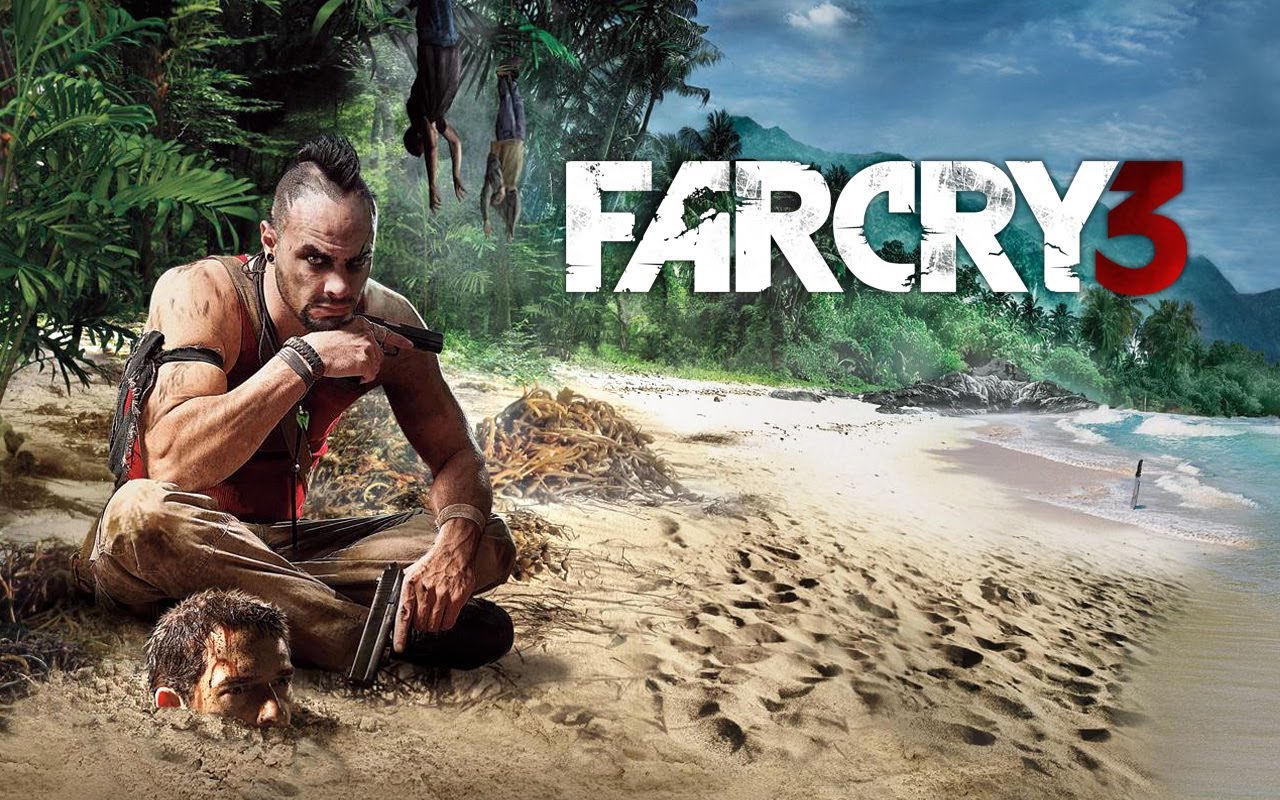 Far Cry 3 (CD-key RU)