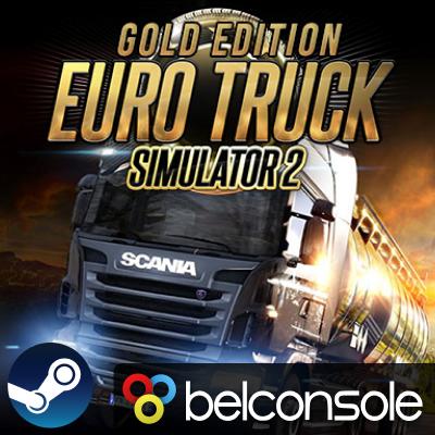 Фотография 🔶euro truck simulator 2 gold edition оригинальный ключ