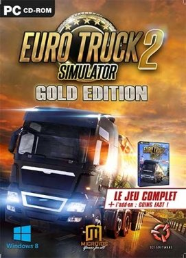 Фотография euro truck simulator 2 gold edition оригинальный ключ