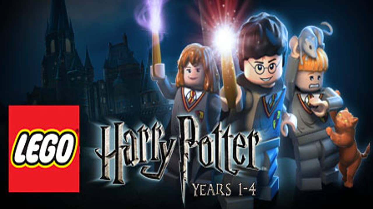 LEGO Harry Potter: Years 1-4 (Steam) wholesale