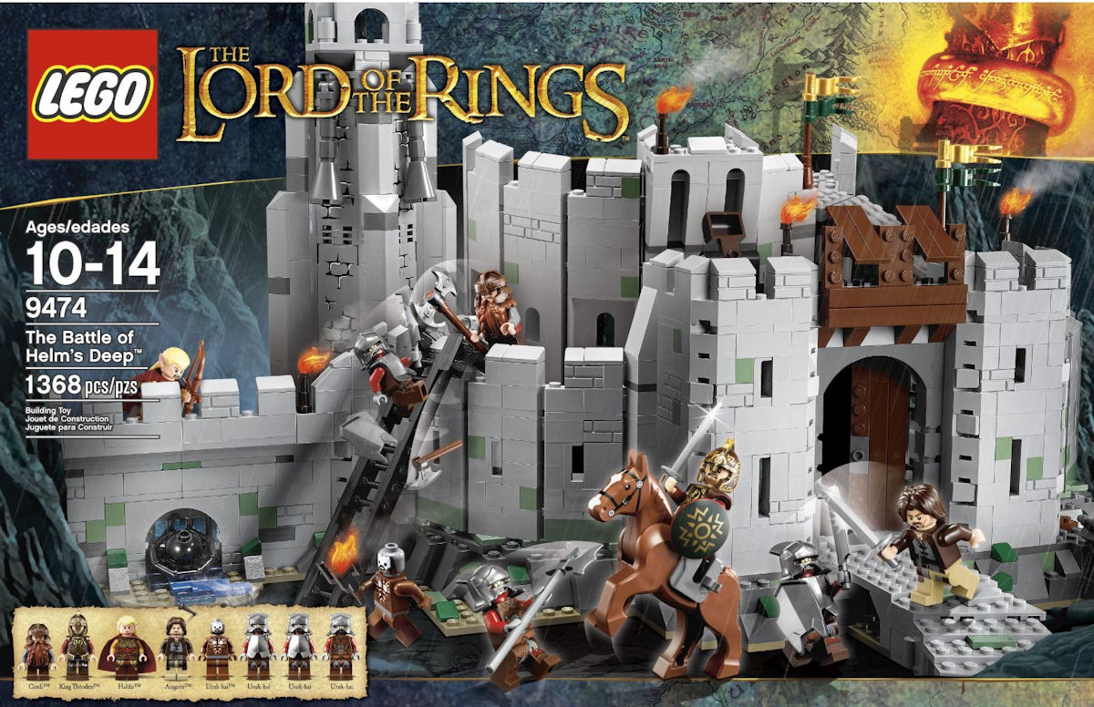LEGO Lord of the Rings (Ключ Steam)