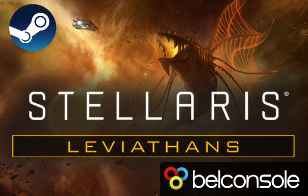 🔶Stellaris: Leviathans Story Pack DLC Официальный Ключ