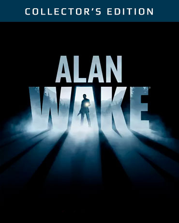 Alan Wake Collectors REGION FREE Wholesale
