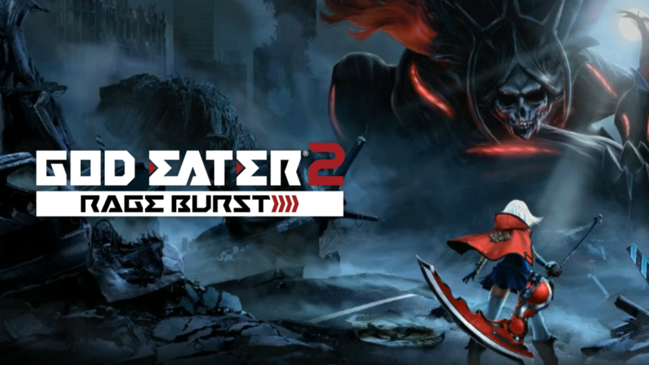 GOD EATER 2 Rage Burst (Steam)