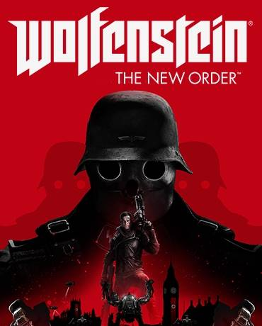 Фотография wolfenstein: the new order - официальный ключ steam