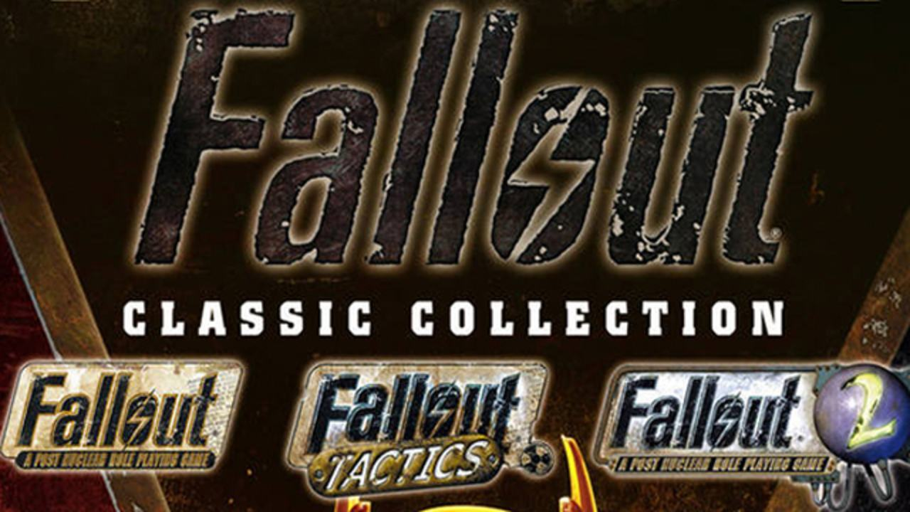 Fallout 1+2+Tactics: Classic Collection WHOLESALE Price