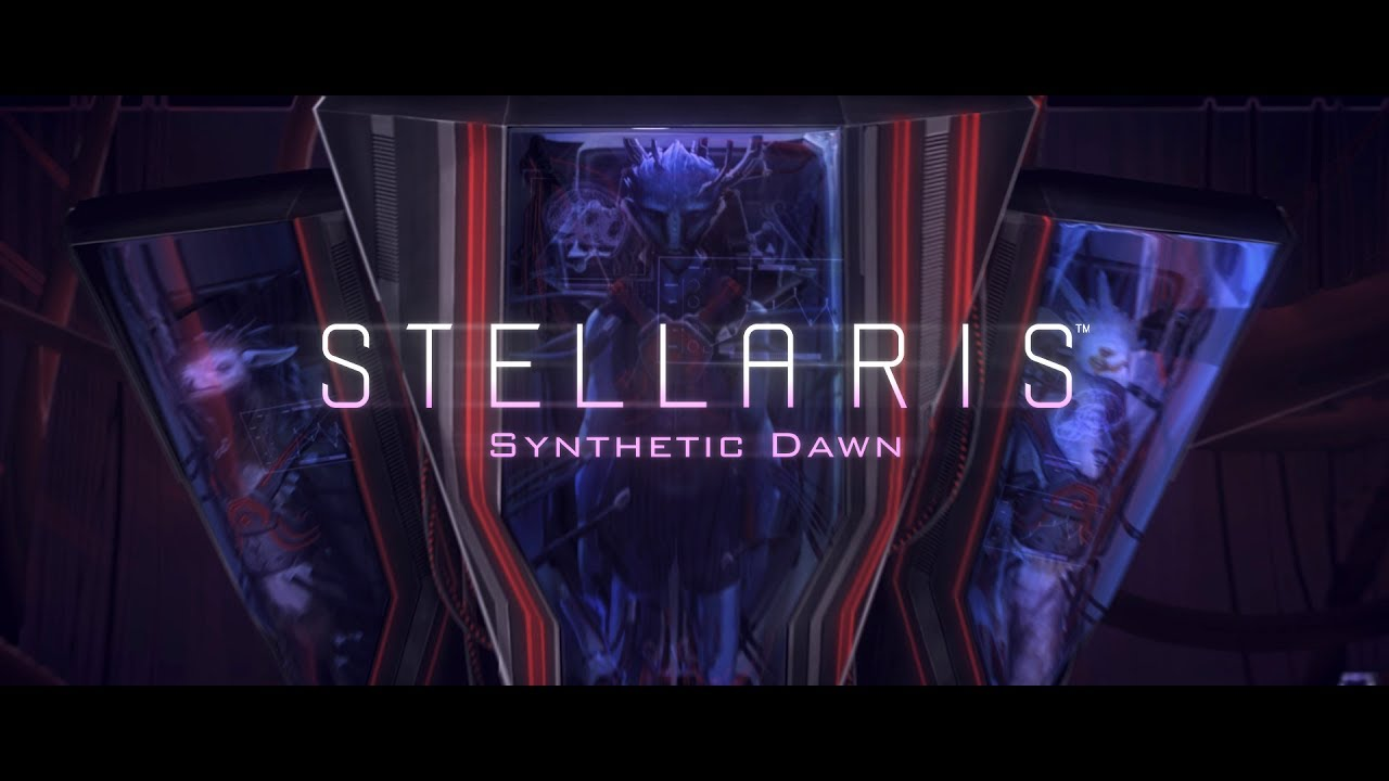 Stellaris: Synthetic Dawn DLC (Steam key)