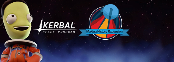 Kerbal Space Program Making History Expansion Steam Key