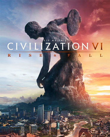 Civilization VI: Rise and Fall Wholesale Price (Steam)