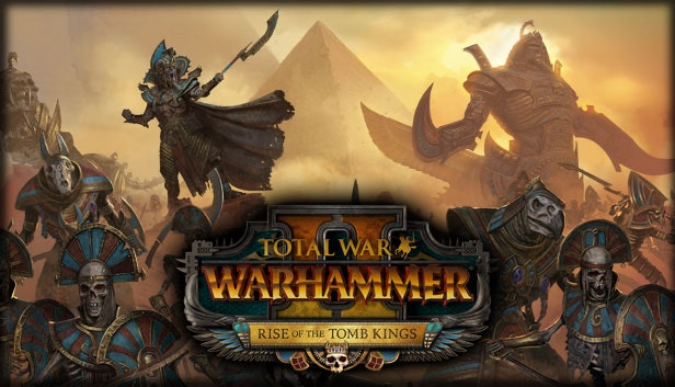 Total War: WARHAMMER II - Rise of the Tomb Kings DLC RU