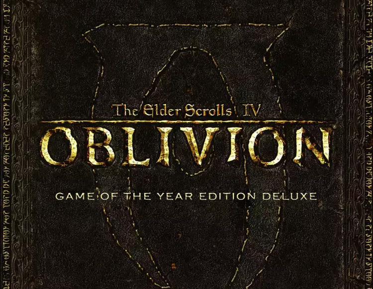the elder scrolls iv: oblivion goty deluxe original 127 rur