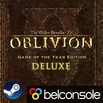 the elder scrolls iv: oblivion goty deluxe original 148 rur