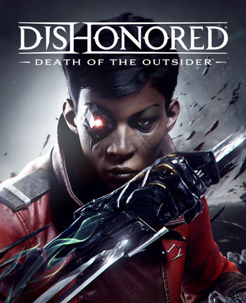 Dishonored: Death Of The Outsider (Steam Key, RU+CIS)