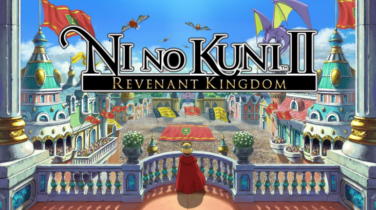 Скриншот  1 - Ni no Kuni II: Revenant Kingdom для STEAM