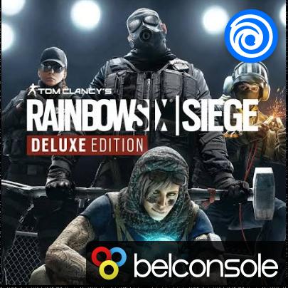 rainbow six: siege osada deluxe (oper. 1+2 goda) 441 rur