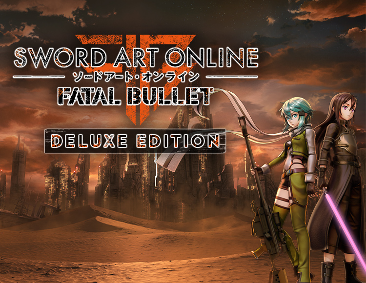 Скриншот  1 - Sword Art Online: Fatal Bullet Deluxe Edition (Steam)