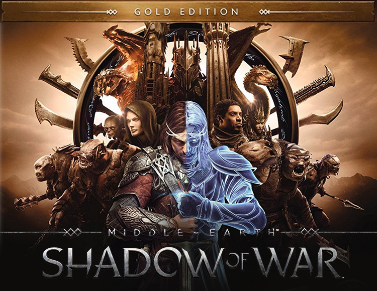 Middle-earth: Shadow of War - Wholesale Price Key +GIFT