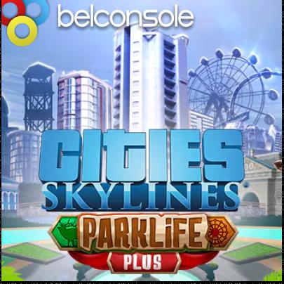 Фотография cities: skylines - parklife plus оригинальный ключ dlc
