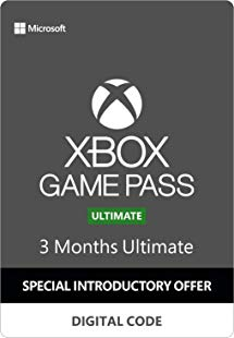 Xbox Game Pass+Live Gold Ultimate 3 Months REGION FREE