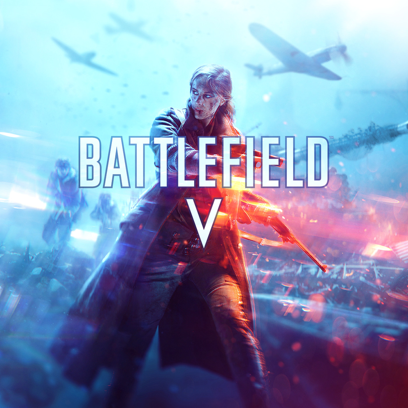 Battlefield V 5+GIFT Fire Storm WHOLESALE Price Origin