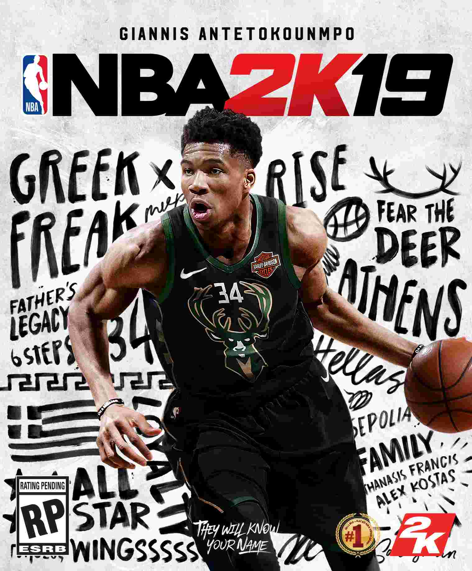 NBA 2K19 - Wholesale Price Original Steam Key (RU)