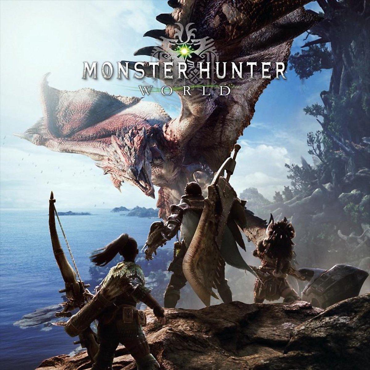 Фотография monster hunter: world - официальный ключ steam