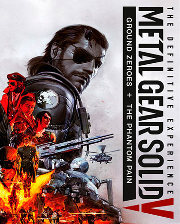METAL GEAR SOLID V:The Definitive Experience Официально
