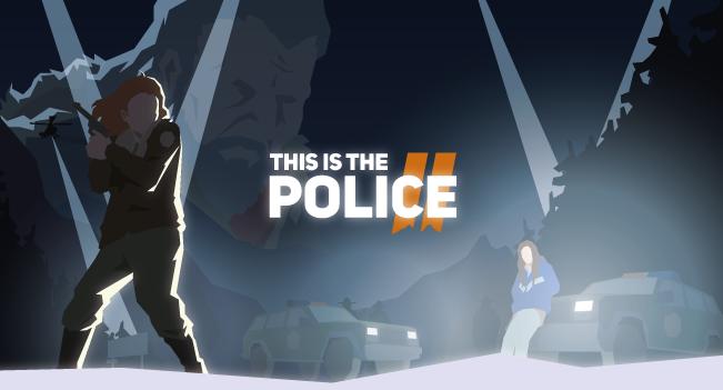 Скриншот  1 - This Is the Police 2 КЛЮЧ STEAM