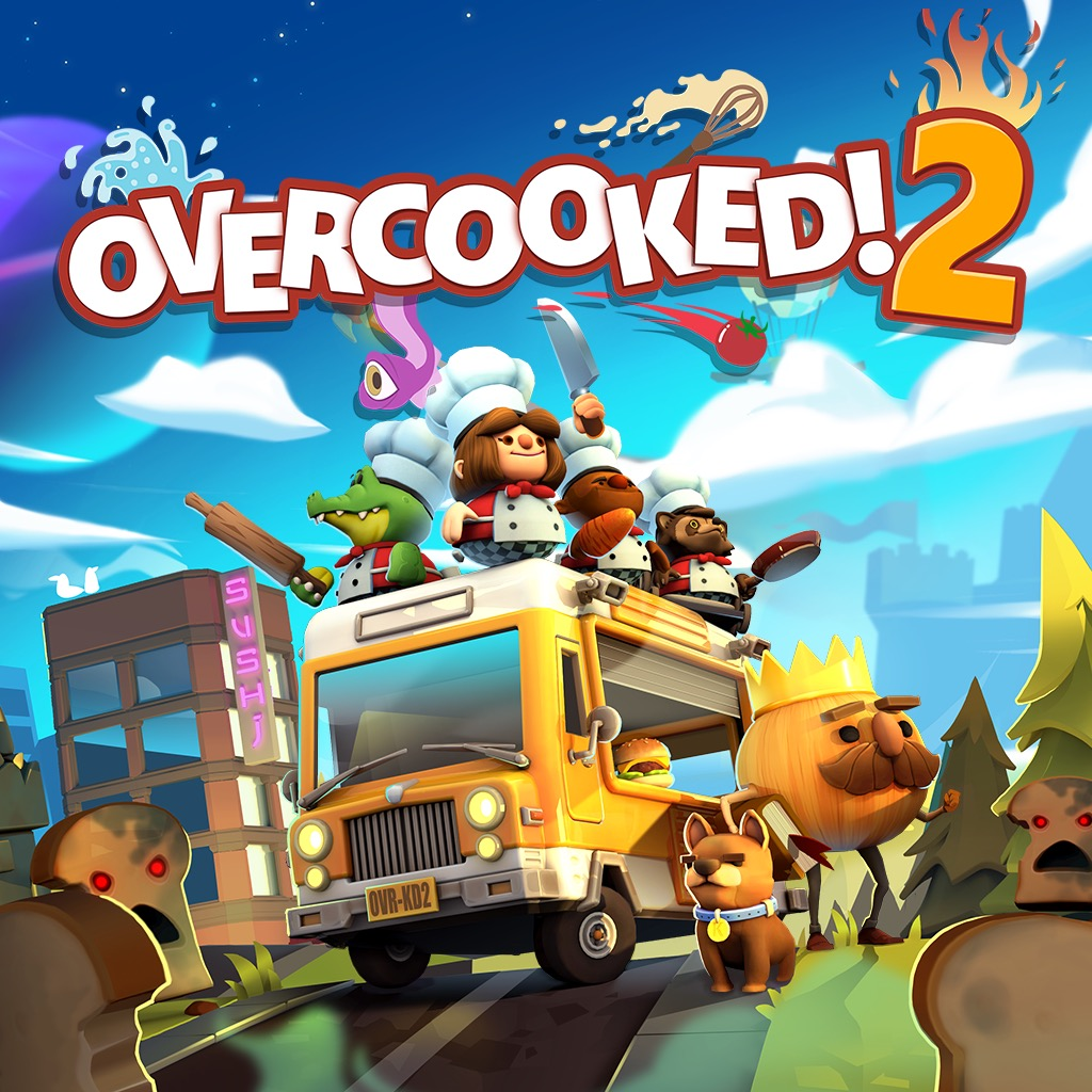 Overcooked! 2 - Wholesale Price Original STEAM Key