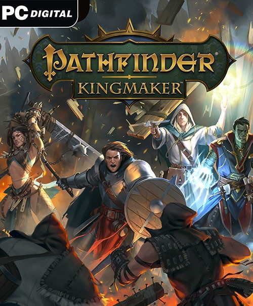 Pathfinder: Kingmaker Noble Edition Official Pre-order