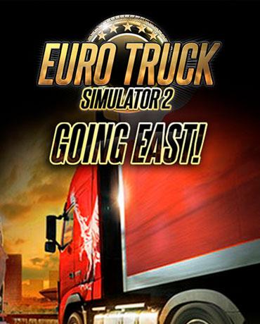 Фотография euro truck simulator 2 - going east! dlc ключ оригинал