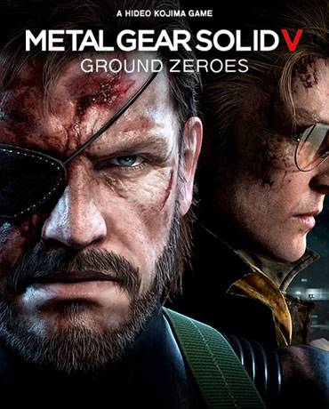 MGS  V: Ground Zeroes - Wholesale Price Official Key