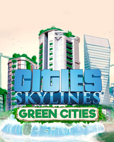 Cities: Skylines - Green Cities DLC - Wholesale Price