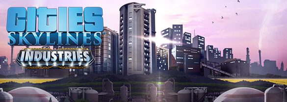 Cities: Skylines - Industries Wholesale Steam Key DLC