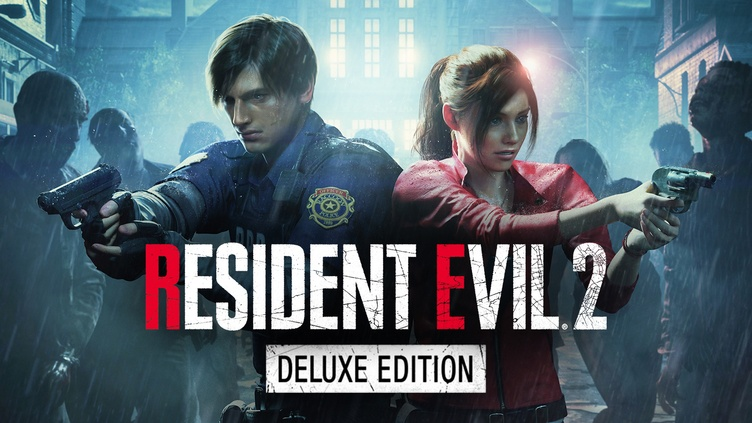 RESIDENT EVIL 2 BIOHAZARD RE 2 Deluxe Wholesale + GIFT