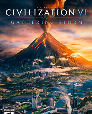 Civilization VI: Gathering Storm Wholesale Price KeyDLC