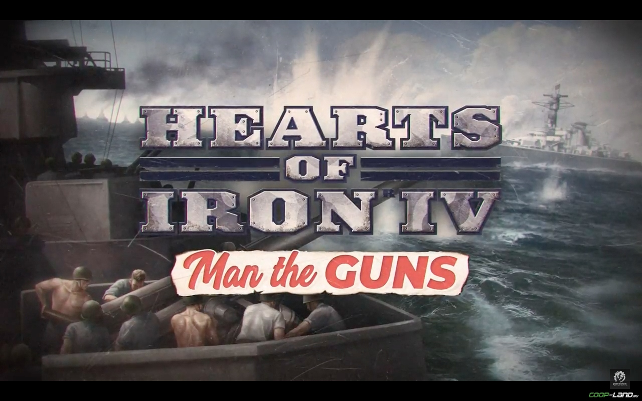 Hearts of Iron IV: Man the Guns WHOLESALE Price Key