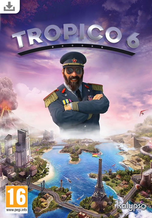 Tropico 6  Wholesale Price Original Steam Key