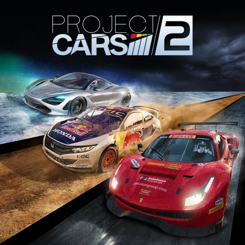 Project CARS 2  - Original Steam Key