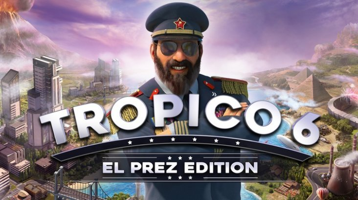 Tropico 6 El Prez - Wholesale Price Original Steam Key