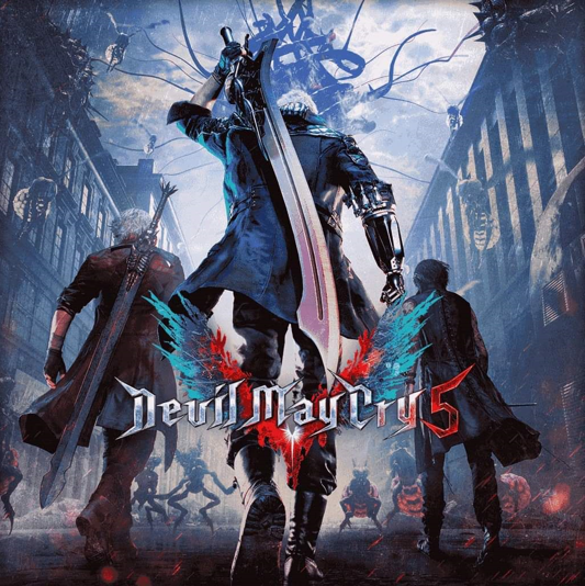 Devil May Cry 5 Wholesale Price Official Steam Key