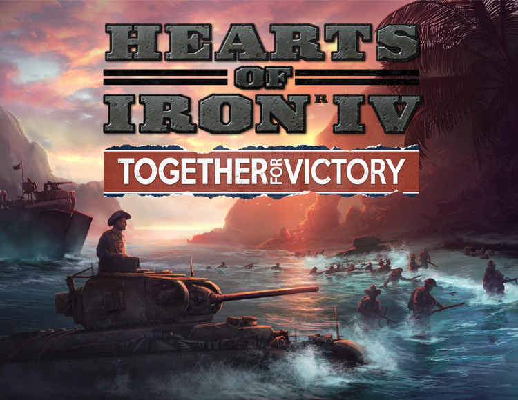 Hearts of Iron IV: Together For Victory Wholesale 2019