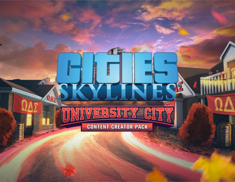 Cities: Skylines - University City Wholesale Price DLC
